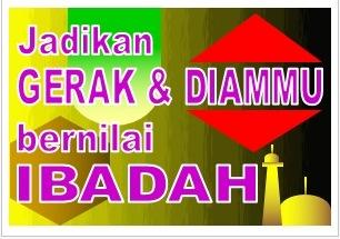 stiker islam stiker motivasi inspirasi
