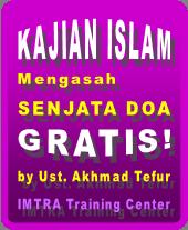 Kajian Islam tentang tata cara berdoa yang benar, Gratis!