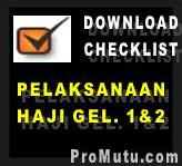 download checklist pelaksanaan haji