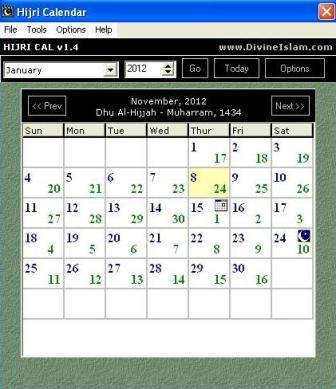Kalender Hijriah Download di SIni
