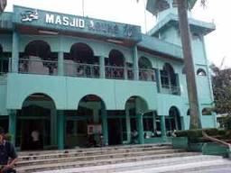 Tentang Masjid Bogor - Masjid Agung
