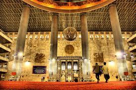Tentang masjid istiqlal jakarta - Masjid bersejarah