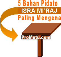 Pidato Isra Mi'raj Bahan dan Inspirasinya