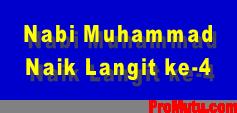 peristiwa isra miraj kisah nabi Muhammad naik ke langit 4