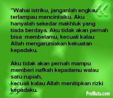 rumah tangga islami mutiara hikmah