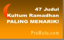 Materi Kultum Ramadhan Terbaik