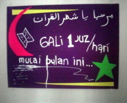 poster puasa ramadhan