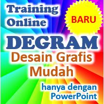 desain grafis training online
