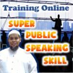 public speaking training  online
