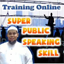 training public speaking online