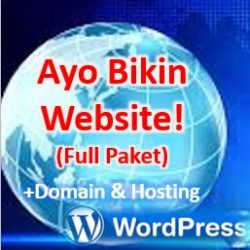 training membuat website