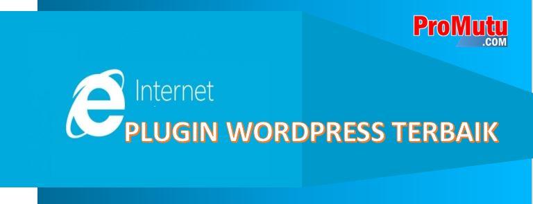 plugin wordpress terbaik pilihan kami
