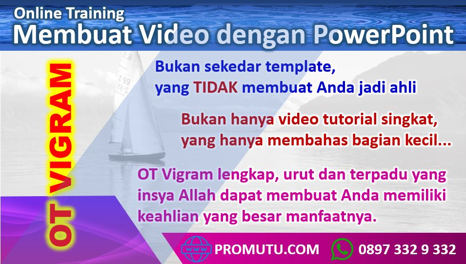 membuat video dengan powerpoint video tutorial