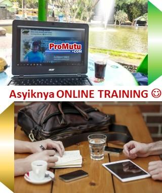 kelebihan online training dan kursus public speaking