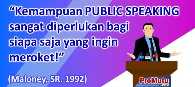 public speaking training les pidato, cara berbicara di depan umum agar tidak grogi